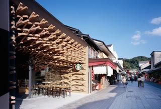 Starbucks Kengo Kuma