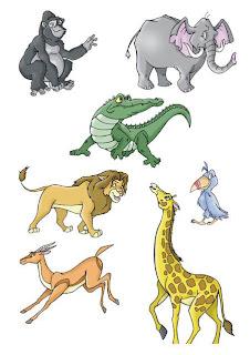 Animales vertebrados e invertebrados - Imagui