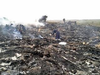 Malaysia Airlines Flight MH17: Crash Site May Have Been Compromised By Rebels