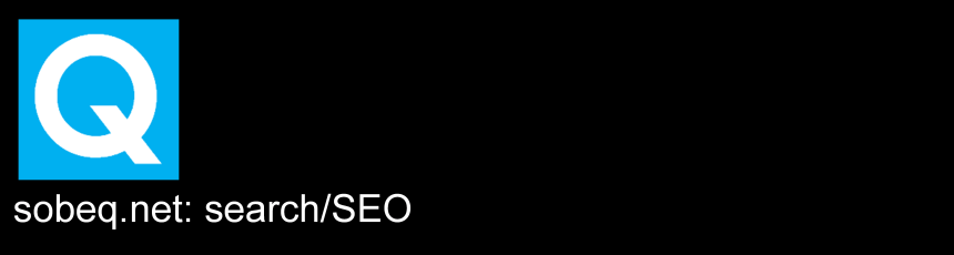 SOBEQ | sobeq.net | search, SEO, search engine optimization