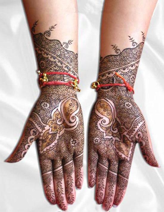 Mehndi On Hands Design : Mehndi designs for hands