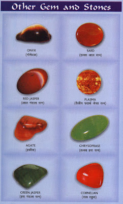 Other Gem and Stones