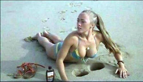на пляже девушки фото онлайн