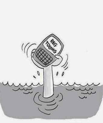 Gambar Banjir Lucu Terbaru