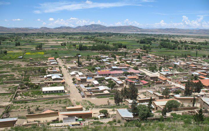 Municipios chuquisaqueños