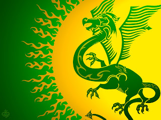 Free Download Chinese Green Dragon Wallpapers