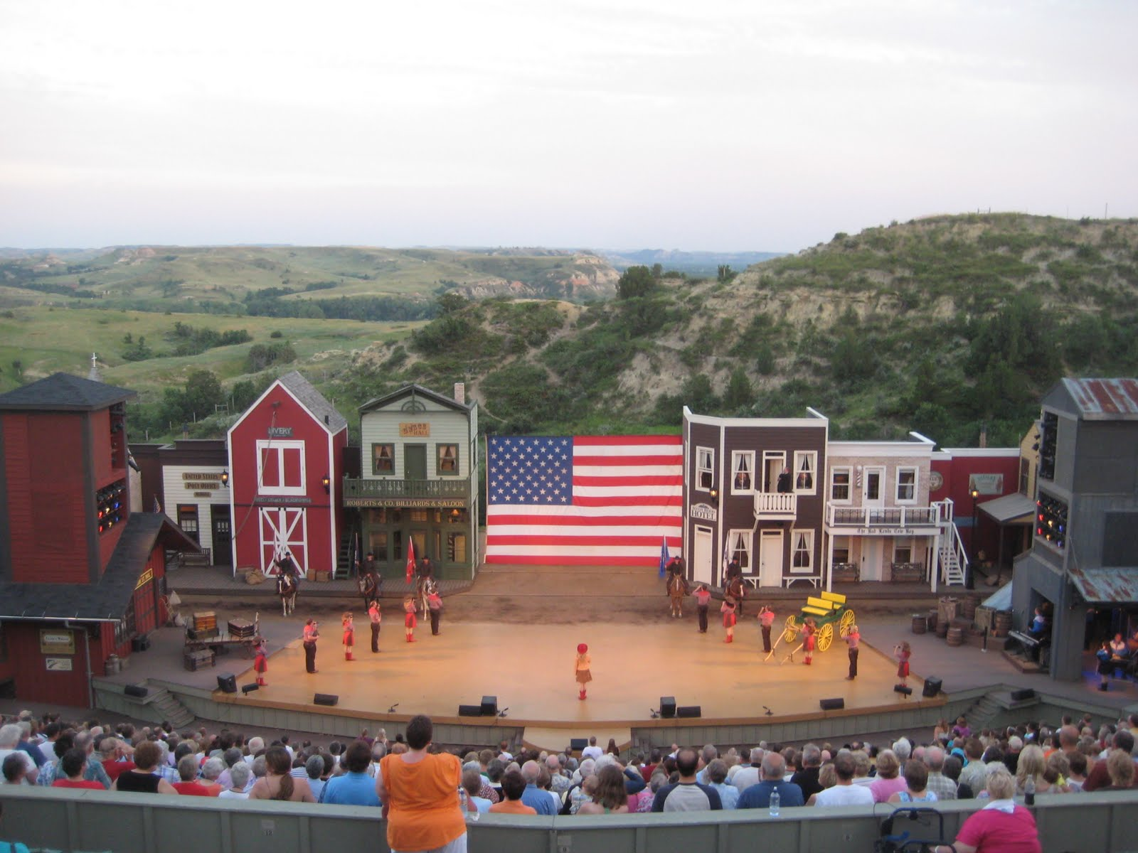 Wherever the Road Leads: Medora, ND