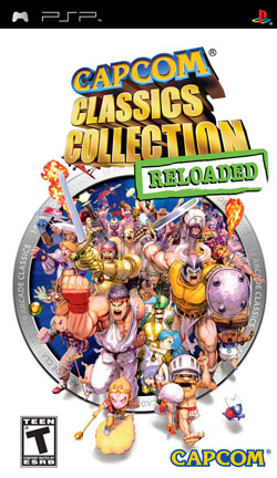 Capcom Classics Collection Reloaded [PSP][ING][FLS 1 LINK]