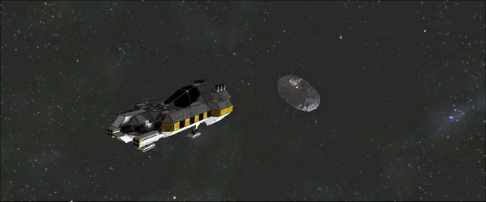 Space Engineers Ship