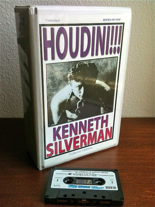 an analysis of houdini the career of ehrich weiss by kenneth silverman Buy a cheap copy of the secret life of houdini: the making book by larry sloman handcuff king the career of ehrich weiss by kenneth silverman.