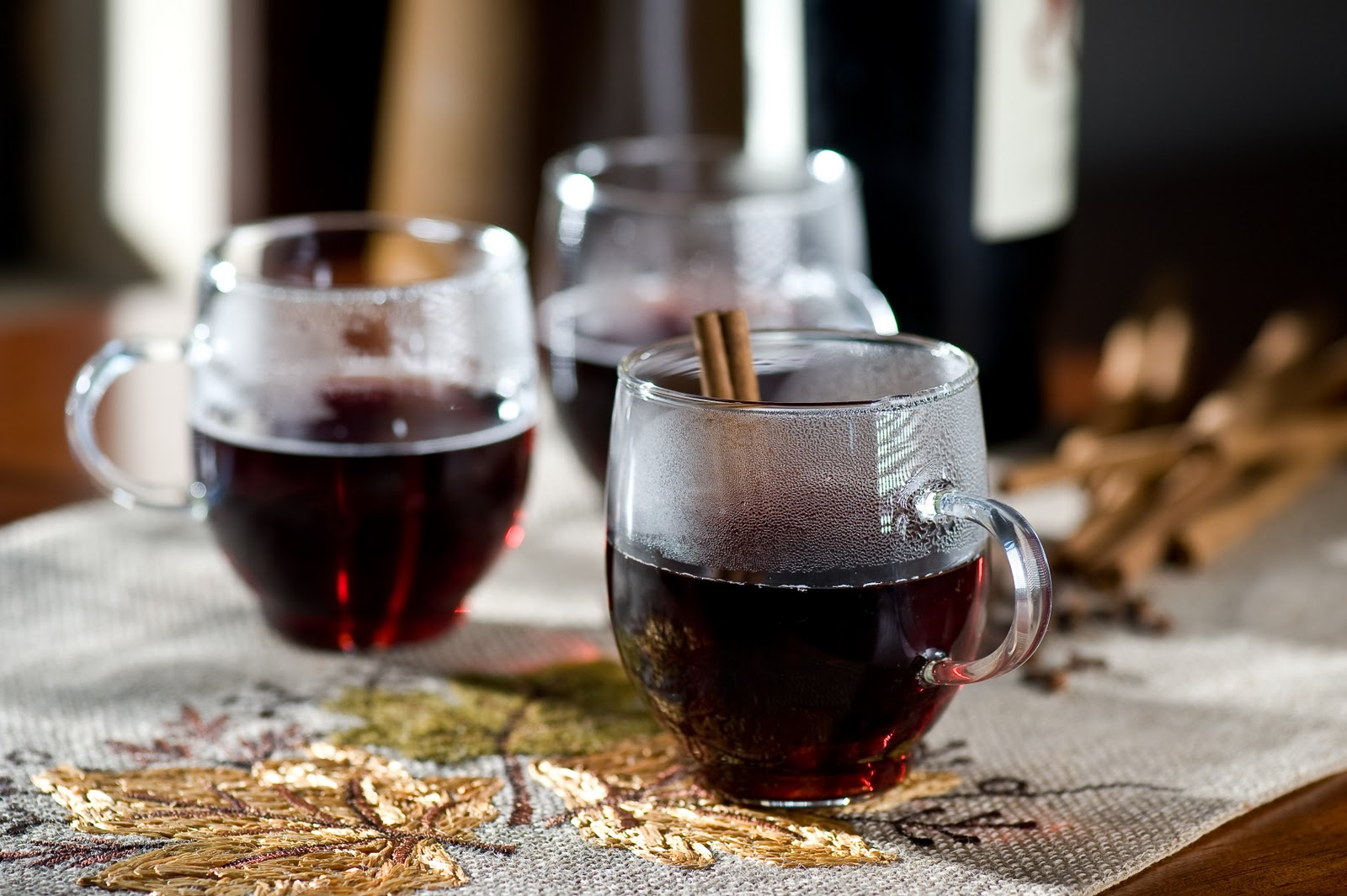 High Street Market: Mulled Wine