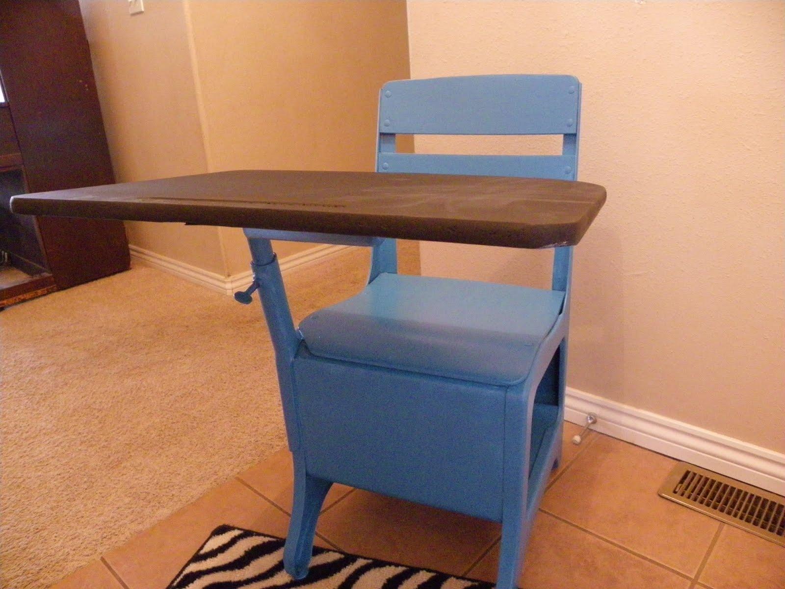 saved by suzy for sale vintage chalkboard school desk 50. Black Bedroom Furniture Sets. Home Design Ideas