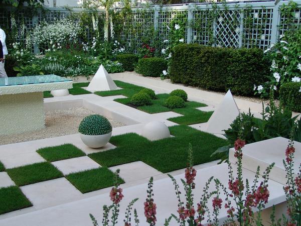 Decoraci n para tu jard n - Decoracion del jardin ...