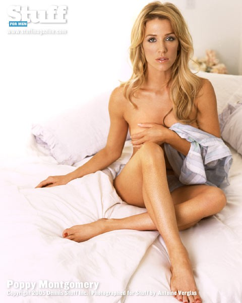 poppy montgomery naked