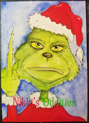 ACEO Cards For Sale on Ebay Just Had to use the Grinch 2020 Sucked lol