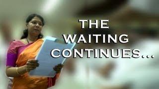 The Waiting Continues, Kanimozhi Files nomination for Rajya Sabha polls