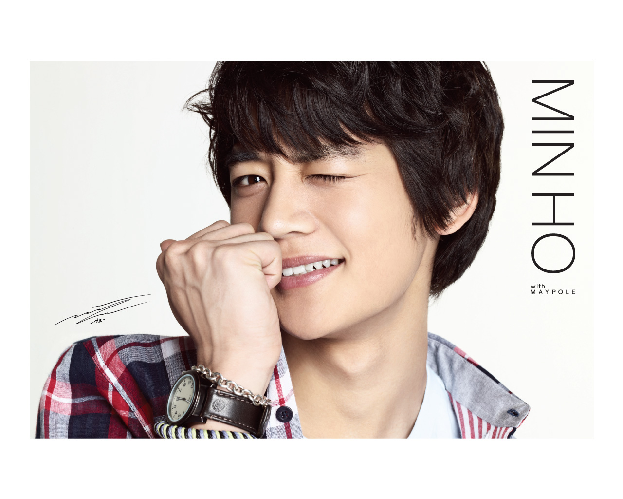 Choi Minho Shinee Wallpaper  AxSoris.