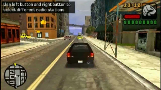 GTA Liberty City Stories PC Games