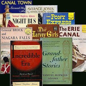 Books by Samuel Hopkins Adams