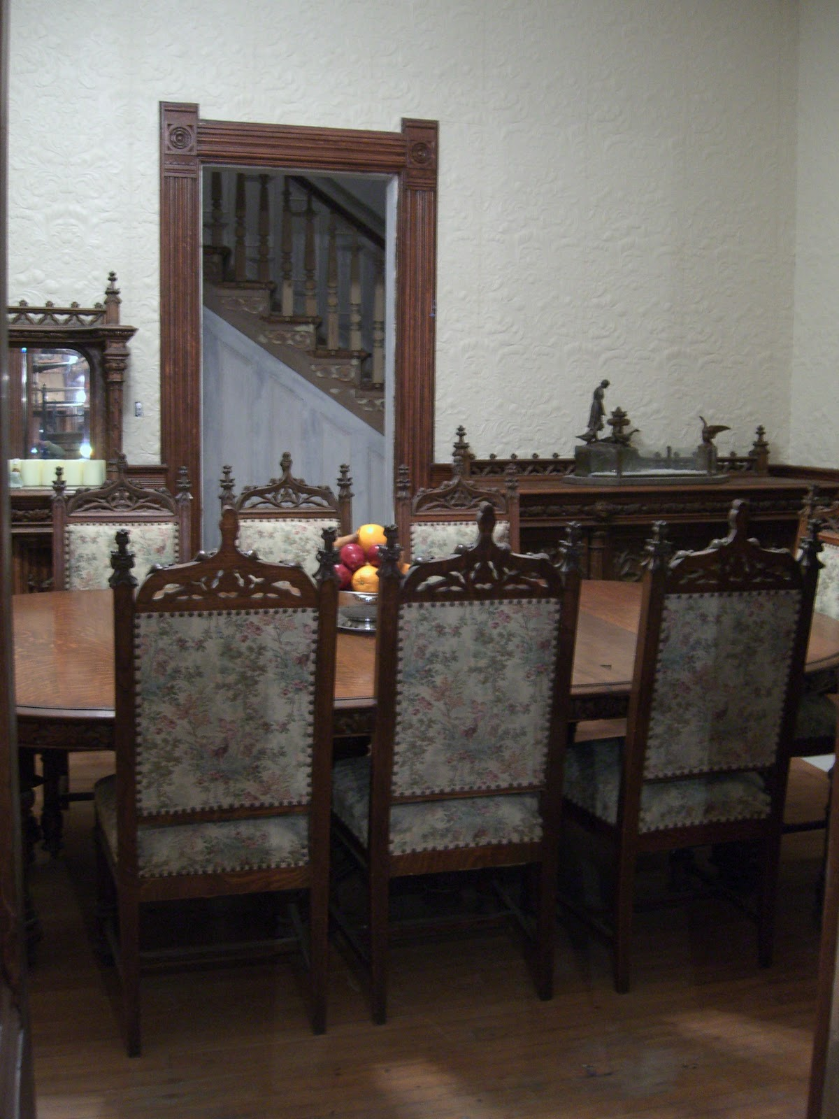 Re creating the dining room the danville experience