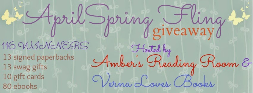 April Spring Fling Giveaway