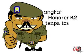 Opsi Penyelesaian Honorer K2
