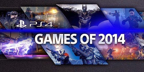 PlayStation 4 Games of 2014 List