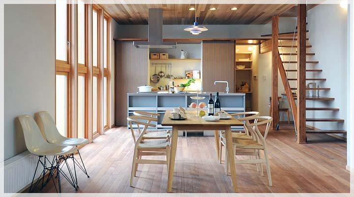 Moderne japansk kjøkken   interiør inspirasjon