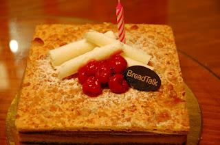 Info Daftar Harga Kue Ultah BreadTalk Terbaru