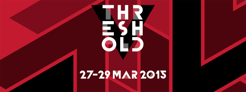 Threshold 2015 Acts Announced Festival March