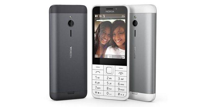 Nokia 230 dan Nokia 230 Dual SIM