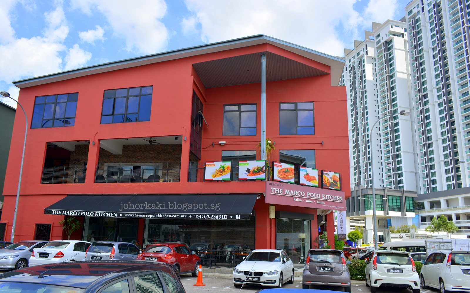 Marco polo kitchen in johor bahru bukit indah jk1096 for I kitchen bukit indah