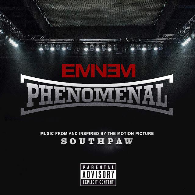 Eminem – Phenomenal (Lyrics)