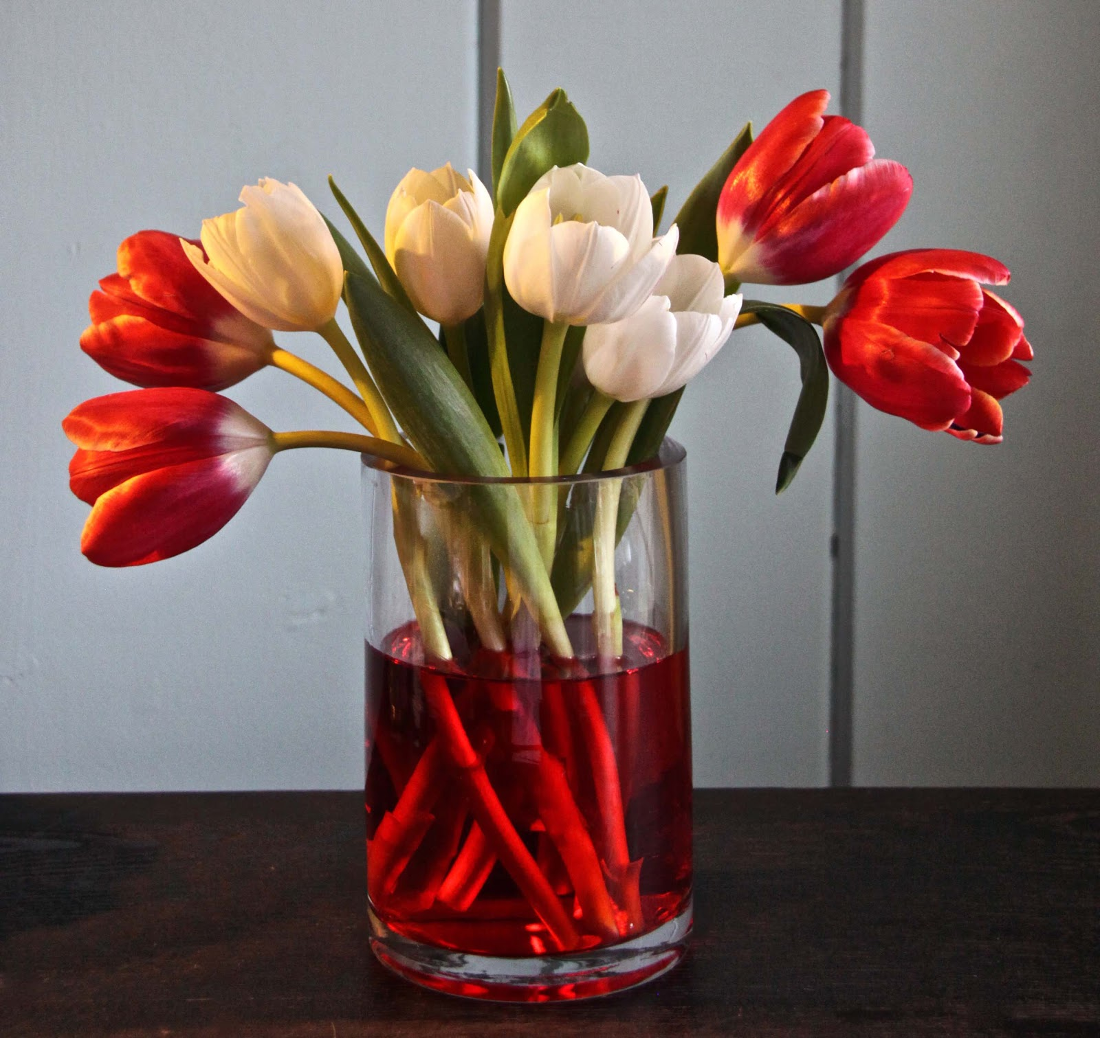 Fireflies and Jellybeans: Love Tulips