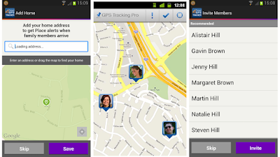 GPS Phone Tracker | andromin