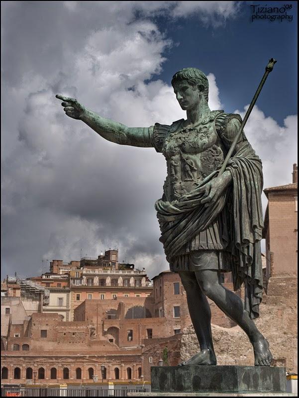 """""""Augusto"""" e la nascita dell'Impero Romano"""