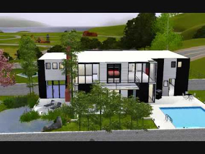 the sims 3 house design 2