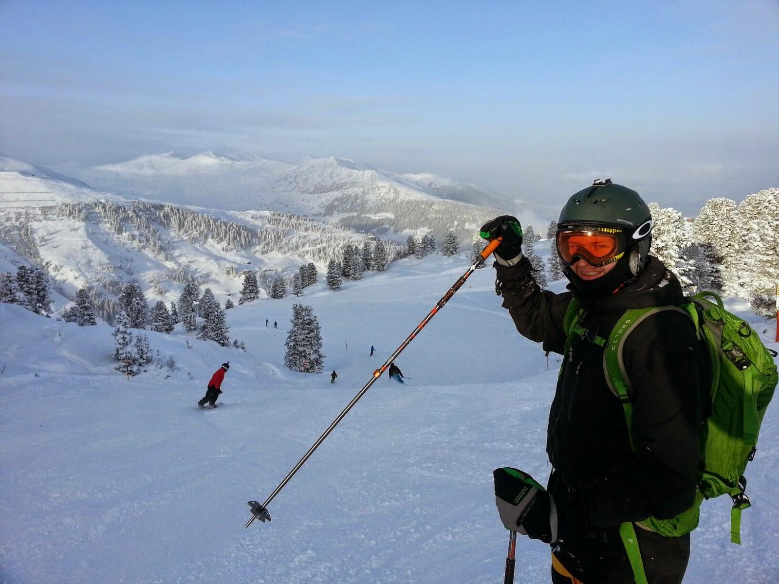 OMEGA SKI ACADEMY отзывы горнолыжный инструктор в Австрии