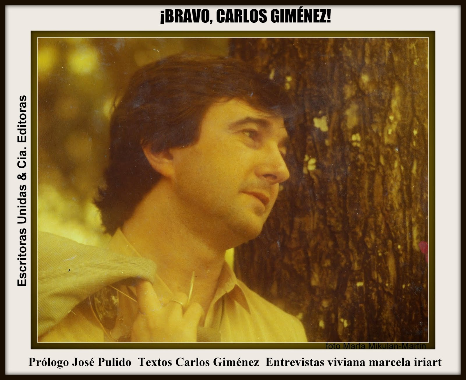¡BRAVO, CARLOS GIMÉNEZ!