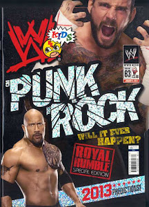 WWE Kids Magazine