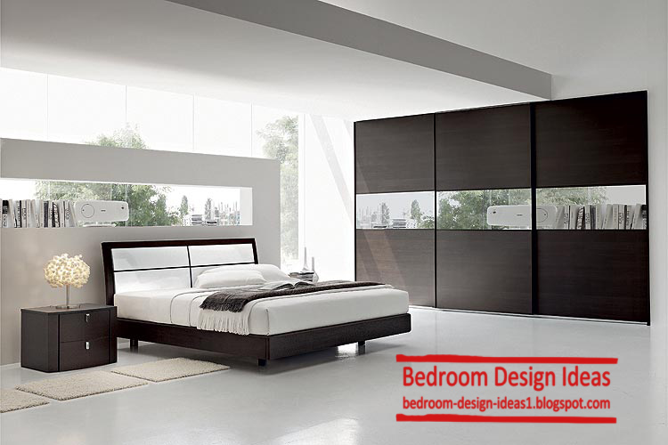 50 black and white bedroom design ideas. Black Bedroom Furniture Sets. Home Design Ideas
