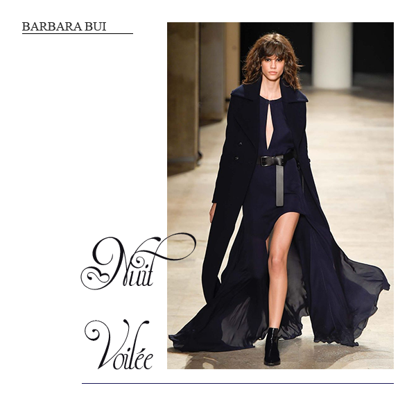 clemence m fashion week barbara bui