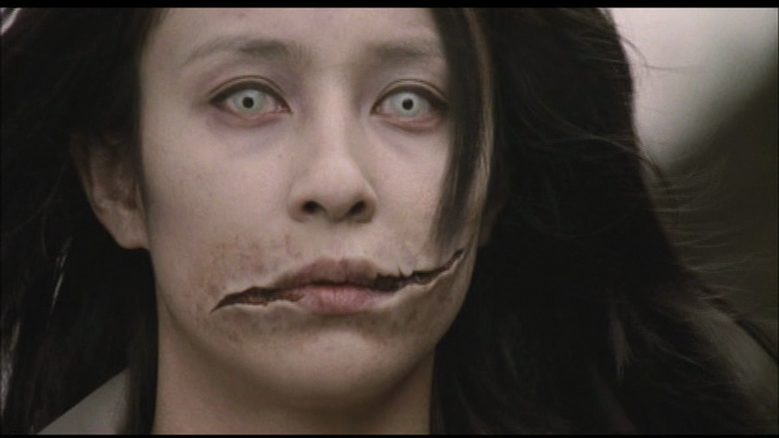Cheesy, Sleazy, Must-See Movies: Carved: The Slit-Mouthed Woman (2007)