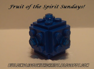 LEGO Fruits of the Spirit, Faithfulness, Christian LEGO Creations