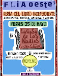 Para ir a la Quinta FLIA Oeste en Moreno, el viernes 25 de Mayo de 2012.