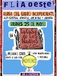 Para ir a la Quinta FLIA Oeste en Moreno, el viernes 25 de Mayo de 2012.