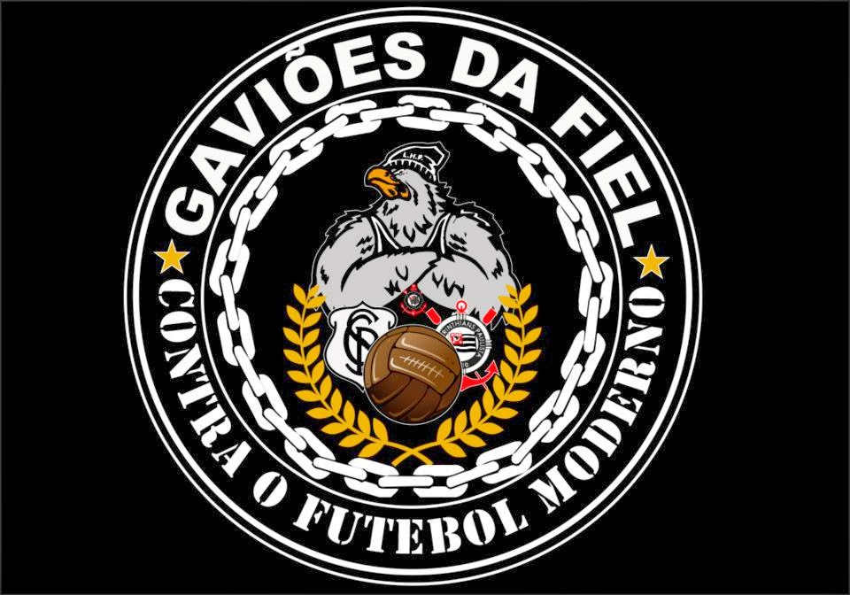 Gaviões contra o futebol moderno