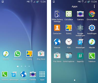 Custom ROM XtreStoLite for Samsung Galaxy S5