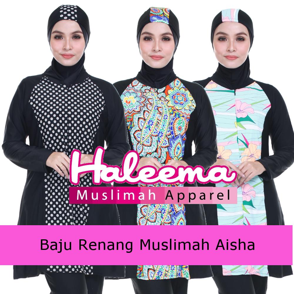 Baju Renang Aisha (TERBARU)