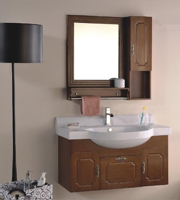 Gabinetes De Baño En Pvc:Muebles Para Baños En PVC
